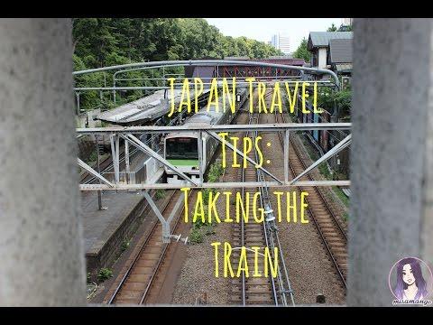 JP TT: Taking The Train