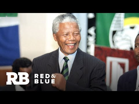 How CBS News Covered Nelson Mandela's Historic 1994 Presidential Victory