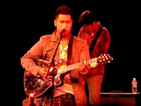 JR Aquino - Take My Hand - Music Speaks 2010 (11-06-10)