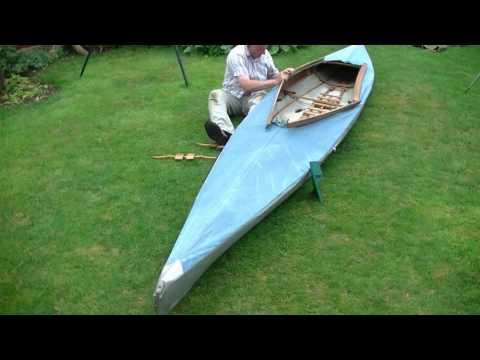 The Vintage Folding Canoe Part 1