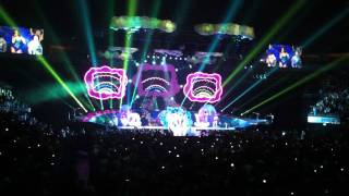 Katy Perry - Peacock Live in Seattle 2011