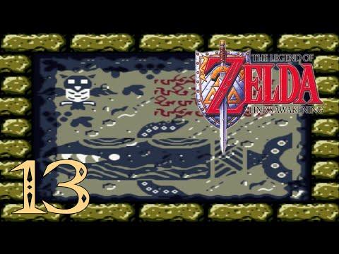 Zelda El Despertar de Link - Ep.13 Lentes de aumento, bumerán y Llave Rostro.