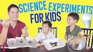 Science Experiments For Kids - Daddy Diaries: EP8