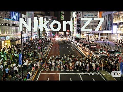 First Impressions Using The Nikon Z7 Full-Frame Mirrorless Camera With Tamara Lackey