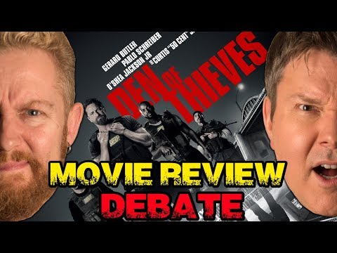 DEN OF THIEVES  Movie Review  den of thieves