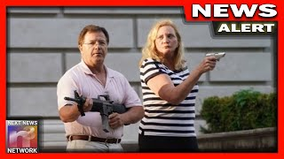"""""""Ken and Karen"""" BREAK SILENCE After BLM Storms Private Neighborhood Forces Them To Lock and Load"""