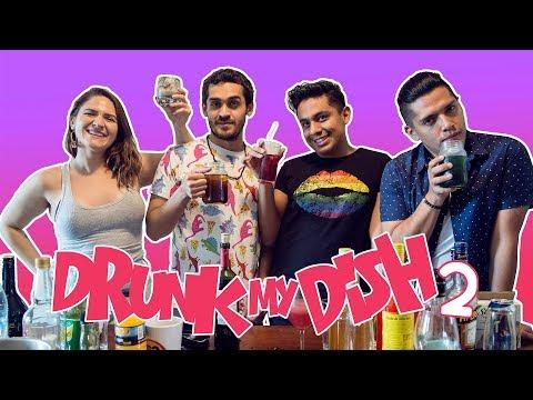 Drunk My Dish 2  dadá88 feat Pepe & Teo y Zazil Abraham
