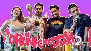 Drunk My Dish 2 // dadá88 feat. Pepe & Teo y Zazil Abraham