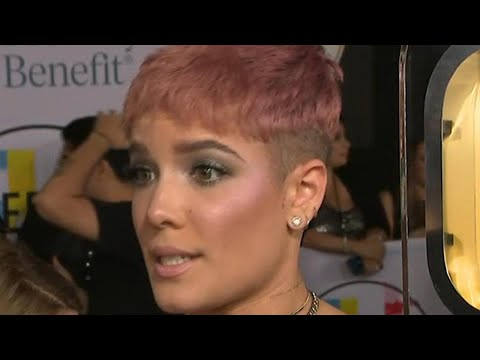 AMAs 2018: Halsey Talks 'Crazy' Reaction to Her A Star Is Born Cameo (Exclusive)