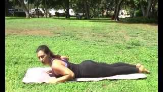 Утренняя зарядка сидя - утренняя зарядка для ленивых