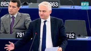You lot can work towards a standard VAT regime controlled by Brussels - Patrick O'Flynn MEP