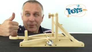 Pathfinders Medieval Catapult Kit Review By Toys Etc