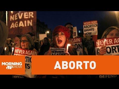 População Decidirá Legalidade Do Aborto Na Irlanda