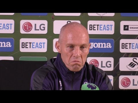 Bob Bradley Full Pre-Match Press Conference - Arsenal v Swansea