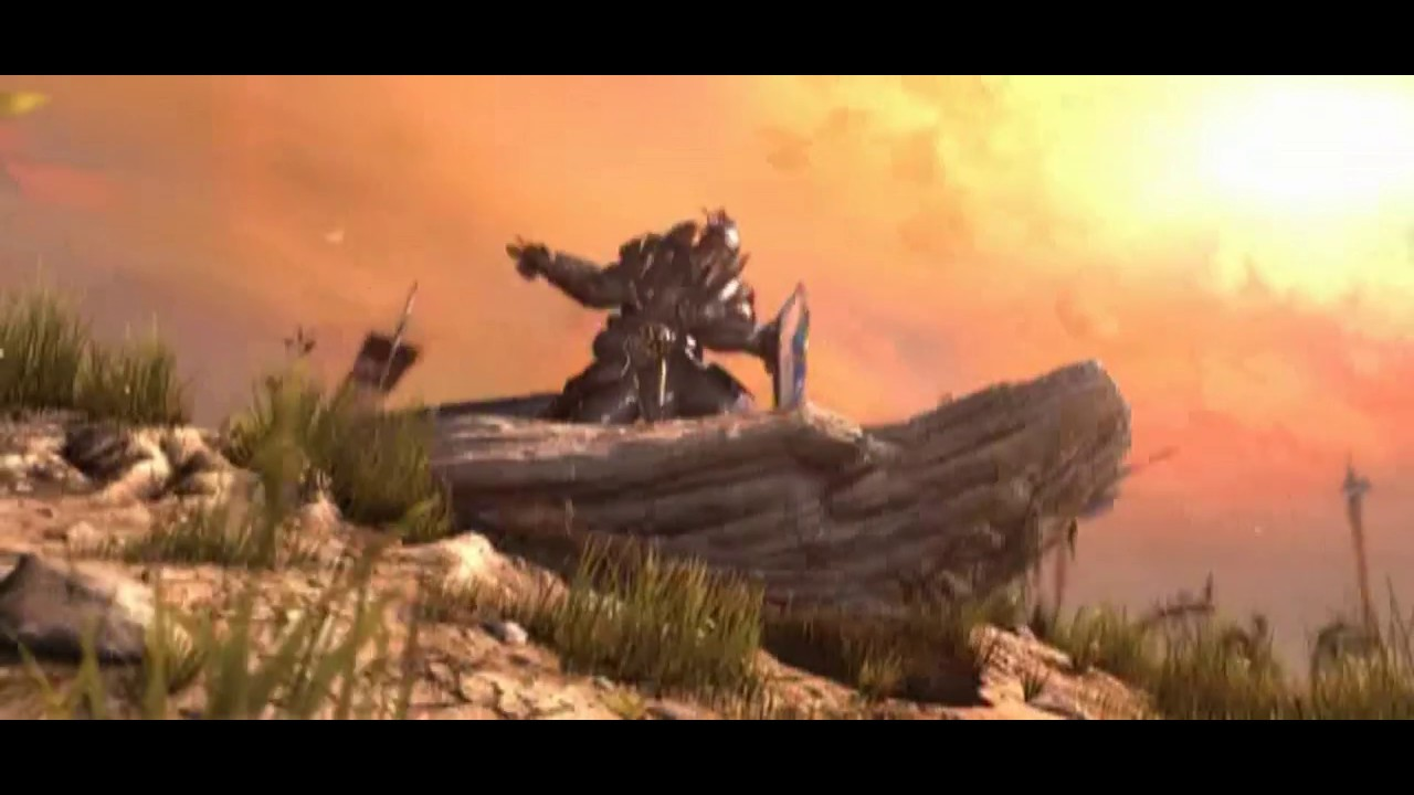 Warcraft III - Official Trailer E3 2001 - YouTube