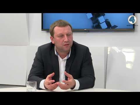 Телекомпанія TV-4: Голова Тернопільської ОДА Володимир Труш про лікування інфікованих COVID-19