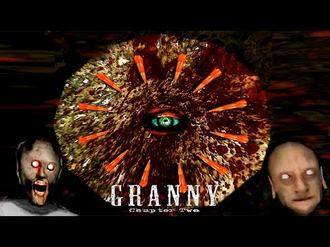 БАБКА С ДЕДОМ КОРМЯТ СВОЕГО ПИТОМЦА ► Granny: Chapter Two #4