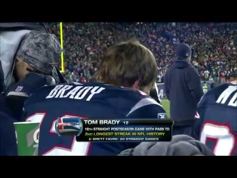 2011 AFC Divisional Playoff Game: Patriots vs Broncos