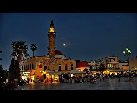 Kos Greece Kos Town AtlasVisual YouTube
