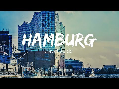 HAMBURG Travel Guide, top 5 best places in hamburg !!