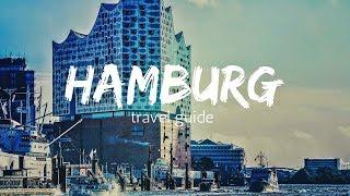 HAMBURG Travel Guide, top 5 best places in hamburg !!