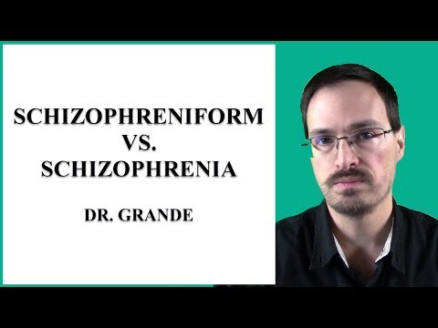 What is the Difference Between Schizophreniform Disorder and Schizophrenia?