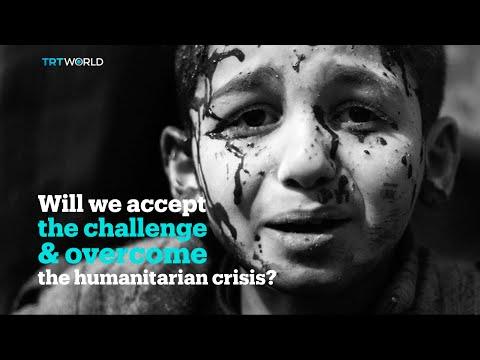 Humanitarian Crisis & Challenges