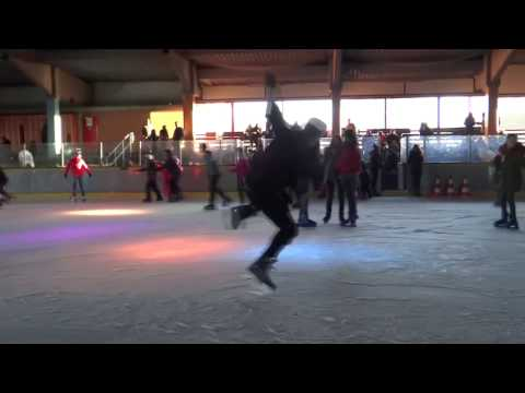 Ice Cracks | Ice Freestyle Training Bergkamen