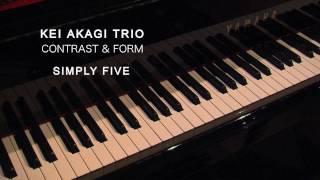 Kei Akagi - Simply Five (live)