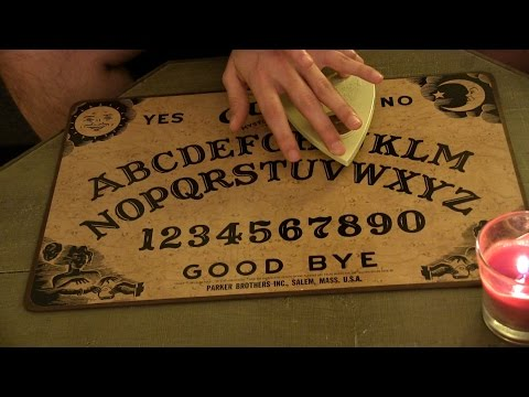 ZOZO (or 7) Writes A Book - Ouija Board Experiment #3