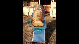 Organik tereyagi yapma makinesi(yayik sallama makinasi)