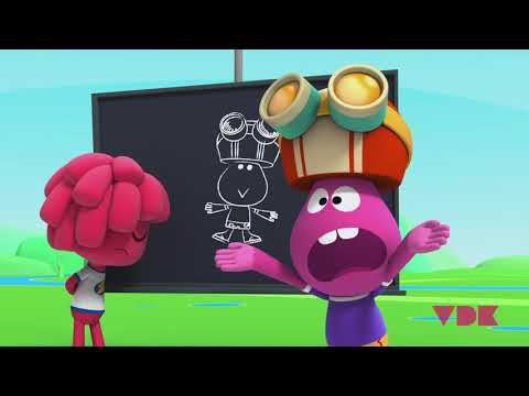Jelly Jamm English  Perfect Toy  Children's animation series  S02   E72 TubeID Co