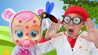 Mainan dan lagu anak-anak l اللغة الانجليزية اغنية الحروف الانجليزية للاطفال العاب اطفال تعليمية #1