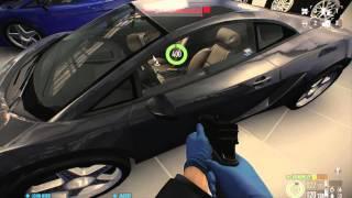 Payday 2: Car Heist Showcase (Gone in 240 Seconds Achievement)