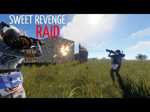 SWEET REVENGE RAID - Rust Trio Survival thumbnail