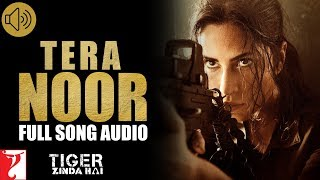 Tera Noor - Full Song Audio | Tiger Zinda Hai | Jyoti Nooran | Vishal and Shekhar