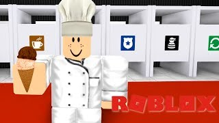 ESCAPE THE SHOPPING MALL OBBY IN ROBLOX | RADIOJH GAMES