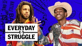 dreamville-album-review-lil-nas-x-comes-out-50-cent-shades-g-unit-members-everyday-struggle