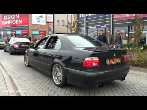 Mercedes C63 W Ipe Exhaust Vs Bmw M5 E39 W Custom Exhaust Rev