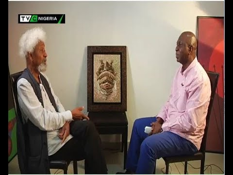 The Platform   Big Talk With Prof. Wole Soyinka