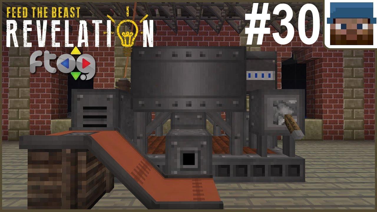 Xem FTOG FTB Revelation #30 - GrokTech Machines