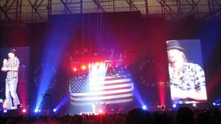 Kid Rock's 40th Birthday Bash Concert - Born Free Video_01-15-2011.wmv
