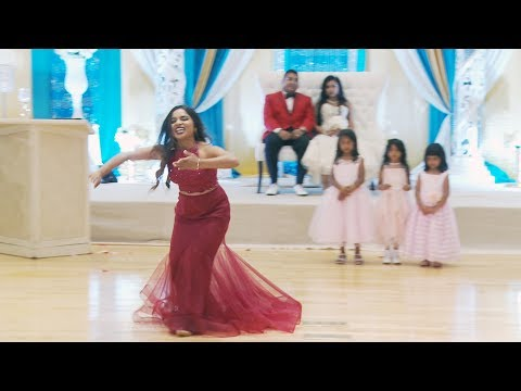 Solo Dance Performance | Toronto Guyanese Wedding Reception | Chateau Le Jardin Banquet Hall GTA from YouTube · Duration:  2 minutes 34 seconds