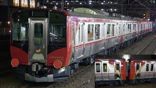 しなの鉄道SR1系S201+S202編成 甲種輸送