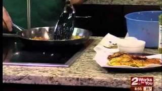 Sunday Brunch - Matzoh Ball Soup And Potato Pancakes Ii