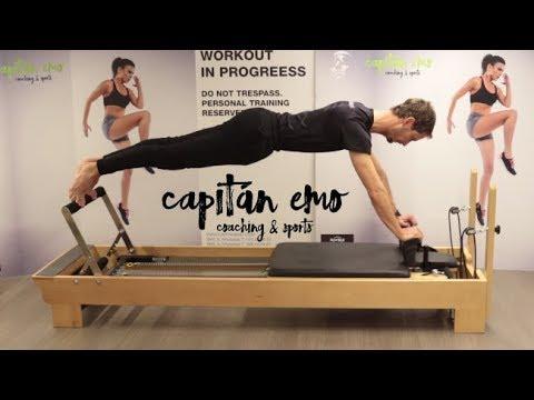 Pilates Reformer Capitán Emo Ibiza