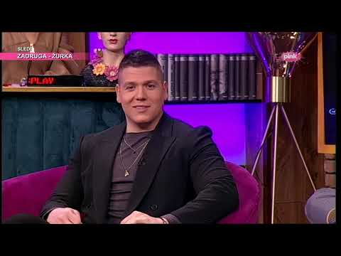 """Sloba Radanović o pesmi """"Stari"""", koju je posvetio svom ocu (Ami G Show S13)"""