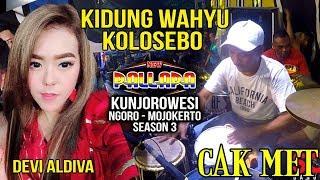 Download KIDUNG WAHYU KOLOSEBO - DEVI ALDIVA - CAK MET NEW PALLAPA KUNJOROWESI NGORO 2018