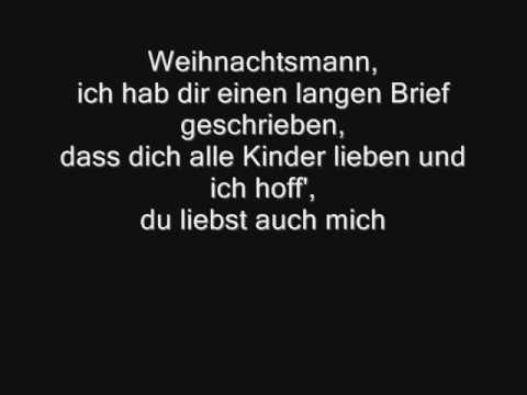 Weihnachtsmann und Co. KG Intro mit Lyrics