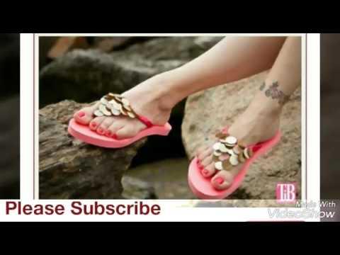 9e8e919178fcc DIY Restyle your Flip Flops! طريقة رائعة لتزيين شبشبك الجزء الاول ...